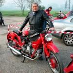 Cimento invernale 2005 - il Mitico Maresciallo BUSTO