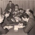 Riunione del consiglio direttivo del Moto Club Ticinese