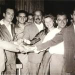 Fardella, Raul Mondini, Longo, Gemelli, Vasco Loro e Castelli