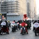 Il Motoclub Ticinese alla Rosa d'inverno 2008